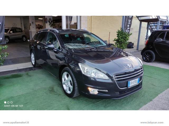 Peugeot 508 2.0 hdi 163 cv sw ciel active