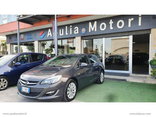 Opel astra 1.6 cdti ecoflex s&s st business