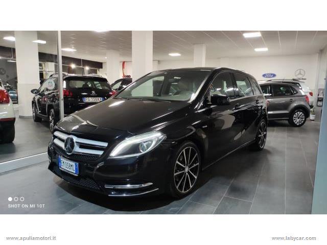 Mercedes-benz b 200 cdi blueefficiency executive