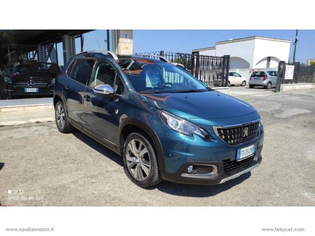 Peugeot 2008 bluehdi 120 s&s allure
