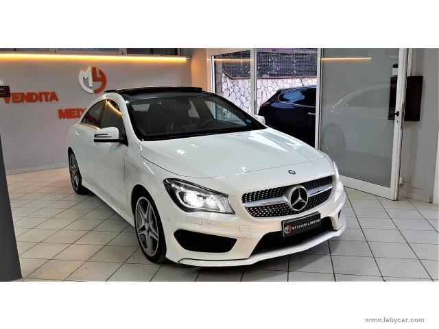 Mercedes-benz cla 200 cdi premium