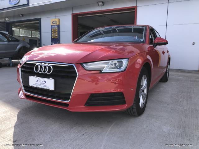 Audi a4 2.0 tdi 150cv s tronic business