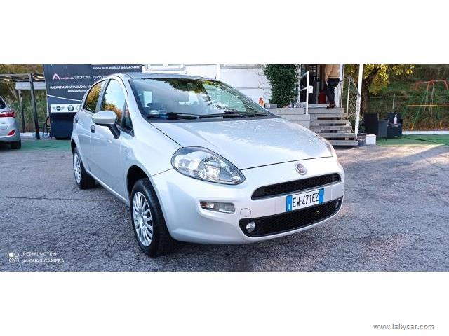 Fiat punto 1.4 8v 5p. natural power street