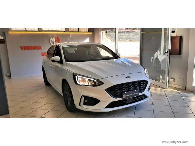 Ford focus 1.5 ecoblue 120cv 5p. st line