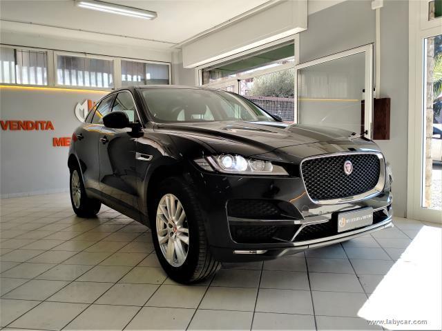 Jaguar f-pace 2.0 d 180 cv awd aut. prestige