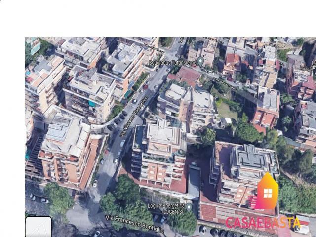 Abitazione di tipo civile - via vincenzo viara de ricci 48 - 00168