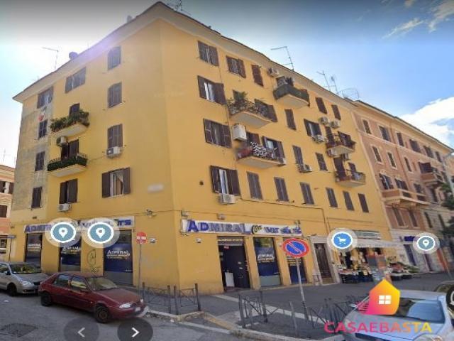Appartamento - via casilina 444