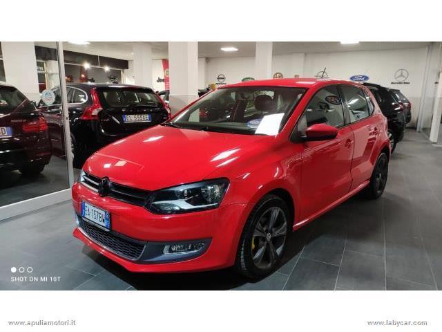 Volkswagen polo 1.6 tdi dpf 5p. high. bluem. tech.