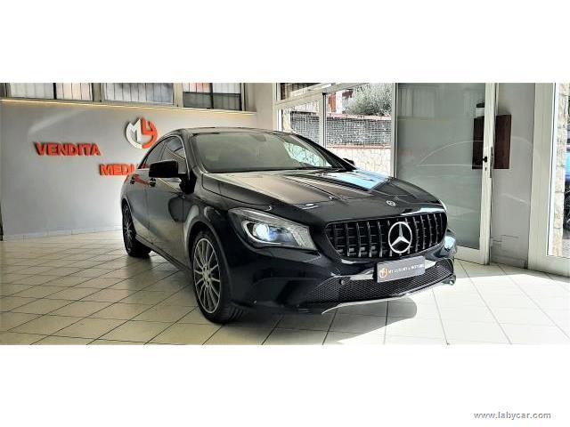 Mercedes-benz cla 220 d automatic sport night